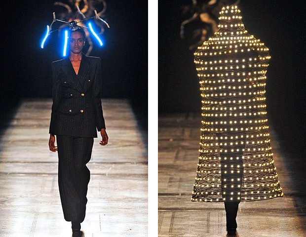 Неделя моды в Лондоне: Показы Acne, Mary Katrantzou, Vivienne Westwood и Philip Treacy. Изображение № 43.