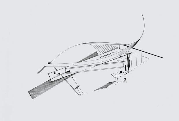 Суперзвезда архитектуры Заха Хадид и конец светлого будущего. Изображение № 3.