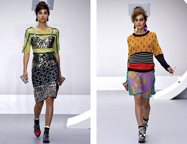 Неделя моды в Лондоне: Показы Burberry Prorsum, Christopher Kane, Mark Fast и Erdem. Изображение № 57.