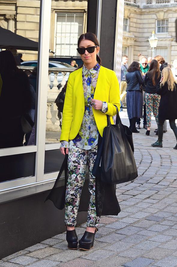 Неделя моды в Лондоне. Изображение № 40.