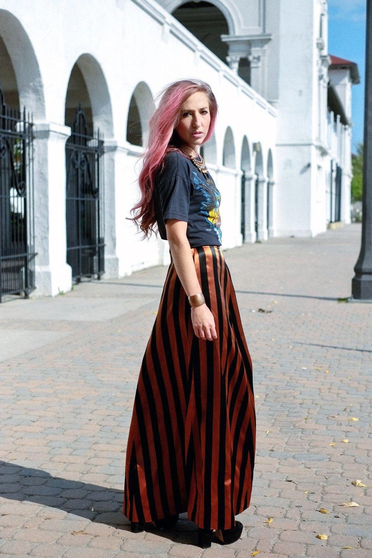 Роуз Бродбент, художница и владелец винтажного бутика из Торонто. Изображение № 5.
