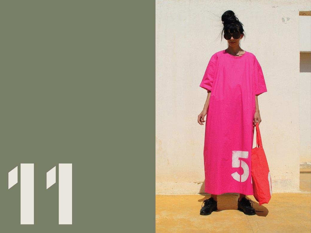 34-я, весенне-летняя коллекция Nina Donis. Изображение № 15.