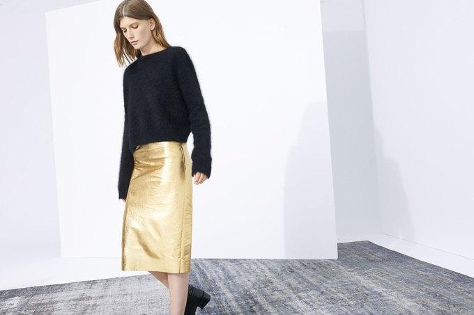 Леопардовые шубы и платья-сорочки в новой коллекции Zara. Изображение № 6.