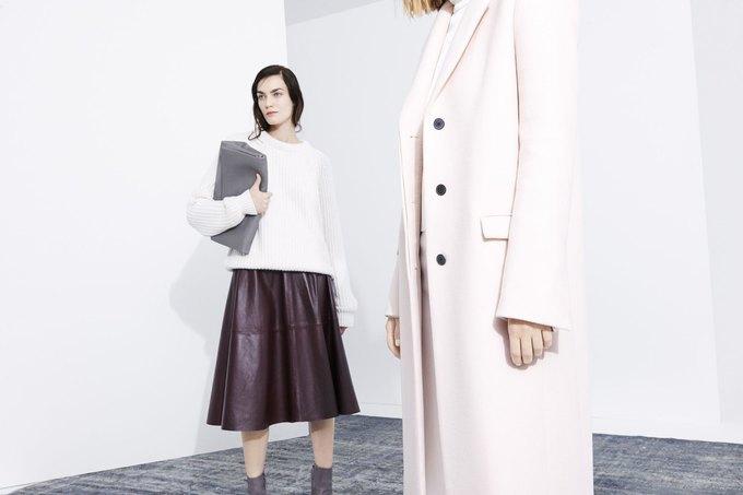 Леопардовые шубы и платья-сорочки в новой коллекции Zara. Изображение № 1.