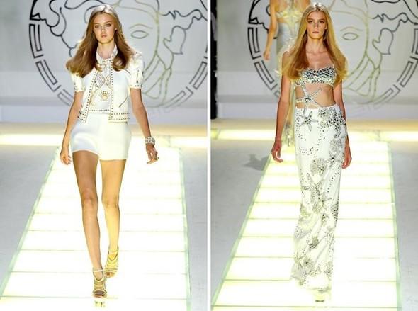 Показы Milan Fashion Week SS 2012: День 3. Изображение № 18.