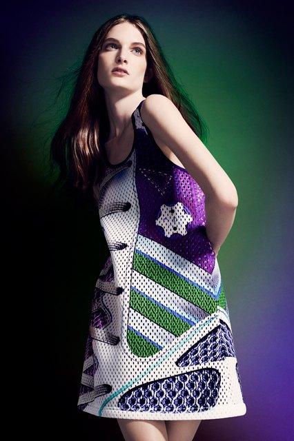 Мэри Катранзу и adidas Originals показали совместную коллекцию. Изображение № 6.