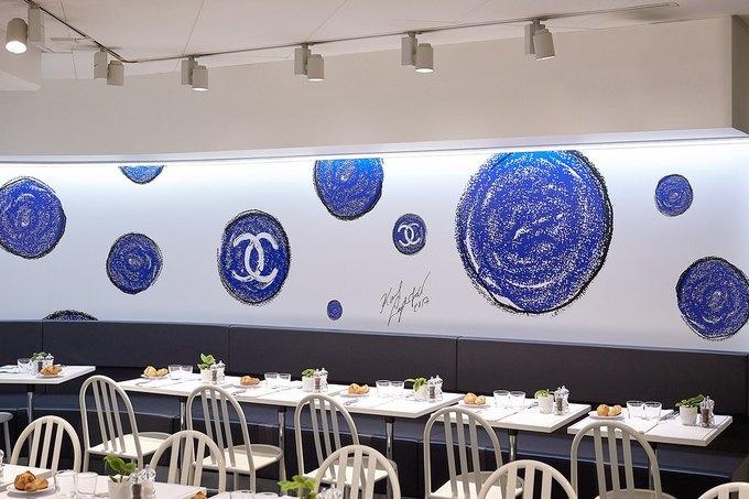 Chanel открыли временное пространство в Colette. Изображение № 12.
