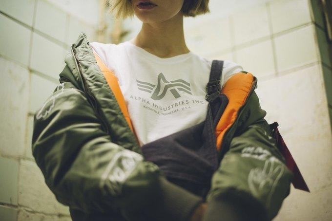 Alpha Industries запускает российский онлайн-магазин. Изображение № 6.