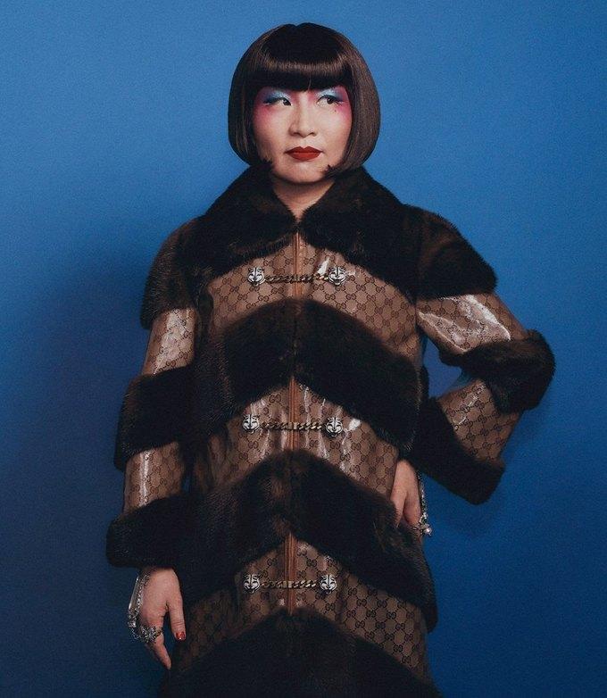 Gucci выпустили кампанию с моделями разных возрастов. Изображение № 14.