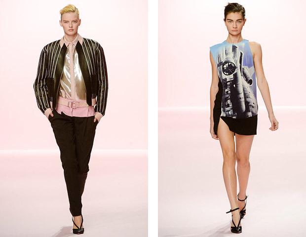 Парижская неделя моды: Показы Stella McCartney, Chloe, Saint Laurent, Giambattista Valli. Изображение № 44.