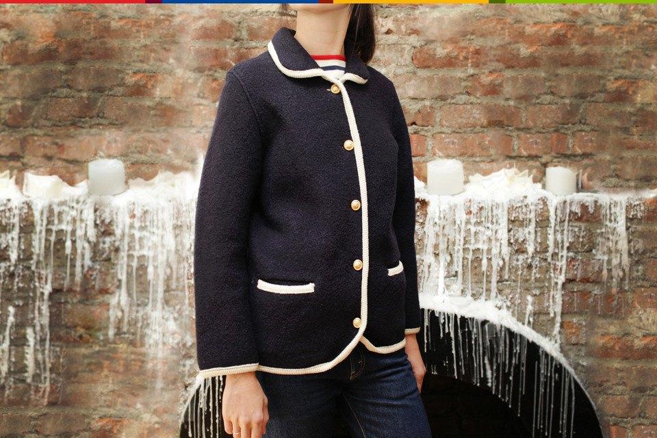 Число Пи: Нью-Йоркский стилист и ее коллекция пиджаков. Изображение № 10.