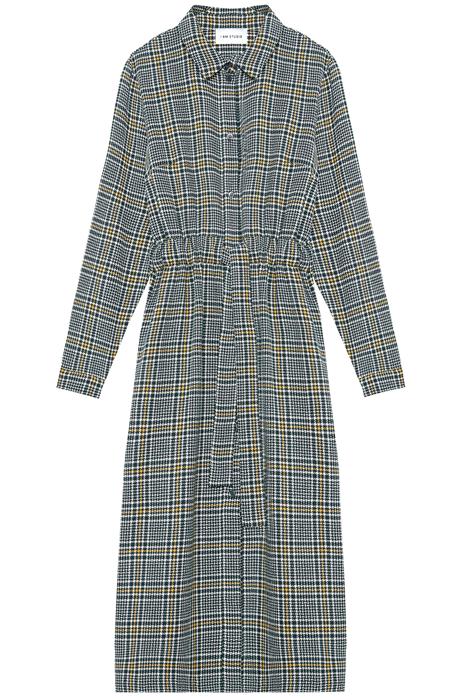 Тёплые платья на осень: 11 вариантов от простых до самых роскошных. Изображение № 8.