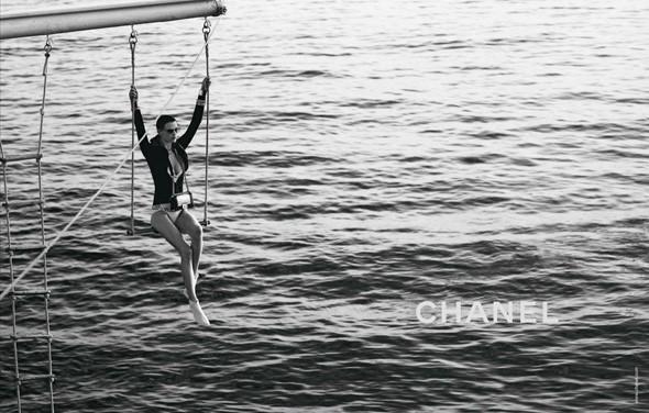 Chanel SS 2012 . Изображение № 194.