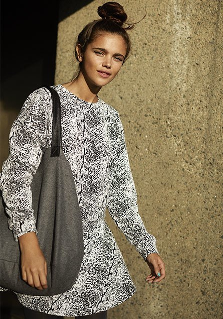 Модель: Джена Голдсах (Models1), стиль: Александра Карл, фото: Эрик Вольстрём   . Изображение № 8.