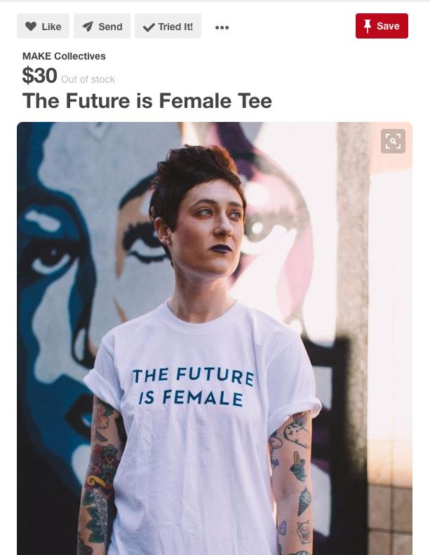 Что мы будем носить,  есть и покупать в 2017.  Прогноз Pinterest . Изображение № 1.