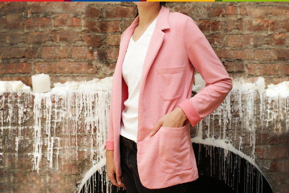 Число Пи: Нью-Йоркский стилист и ее коллекция пиджаков. Изображение № 20.