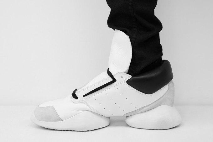 Рик Оуэнс создал кроссовки для Adidas. Изображение № 1.