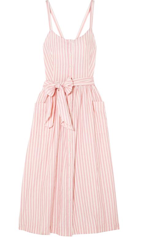 Скорее бы лето: 12 чайных платьев от простых до роскошных. Изображение № 9.