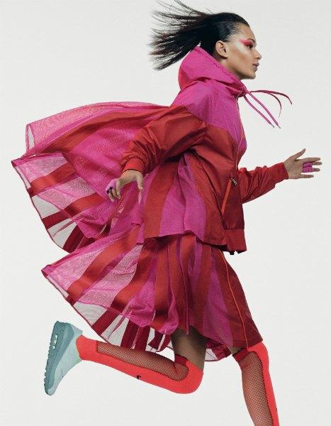 Nike создали совместную коллекцию с Sacai. Изображение № 2.