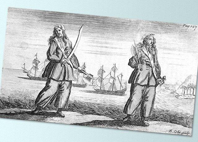 Женщины на борту: Пираты, о которых мы  не догадывались. Изображение № 2.