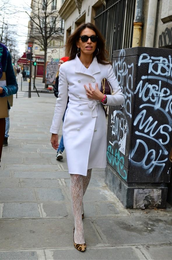 Неделя моды в Париже: Streetstyle. Изображение № 47.