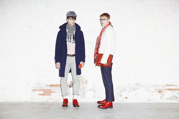 Андреа Помпилио, дизайнер мужской одежды. Изображение № 8.