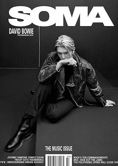 Дэвида Боуи признали самым стильным британцем в истории. Изображение № 4.