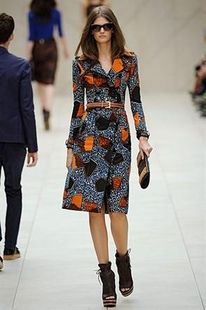 London Fashion Week: Показ Burberry Prorsum в Кенсингтонских садах. Изображение № 14.