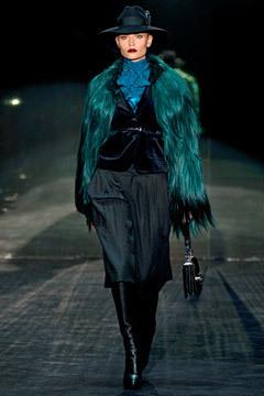 Gucci FW 2011 . Изображение № 54.