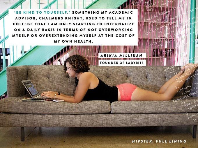 Dear Kate сняли лукбук  с женщинами, работающими в IT-сфере. Изображение № 7.