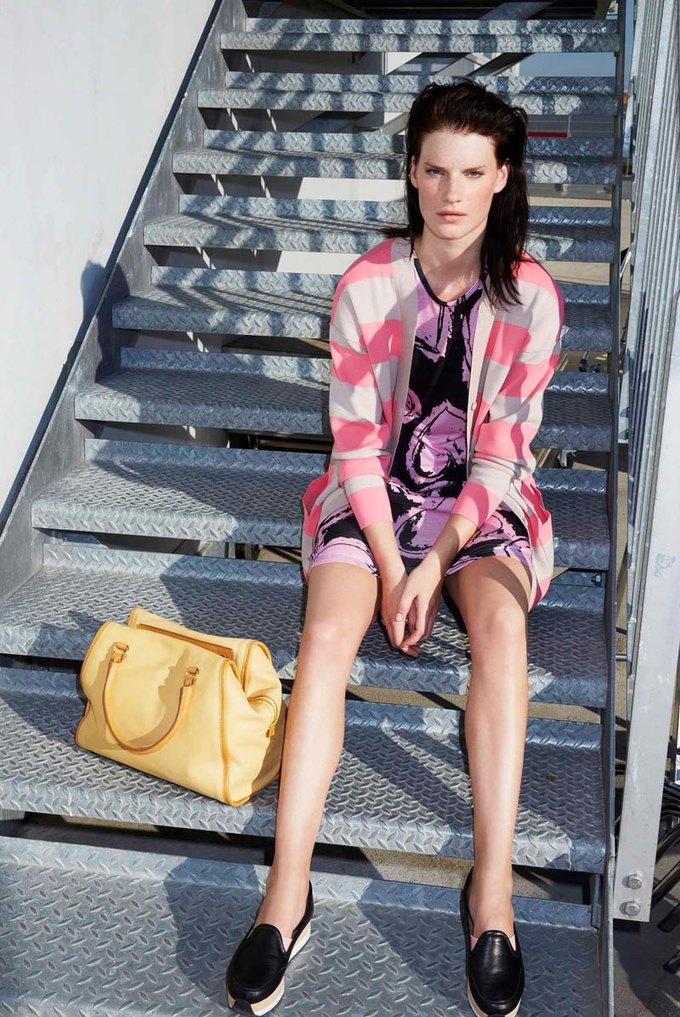 Пастель и полоска в новой коллекции Sonia by Sonia Rykiel. Изображение № 24.