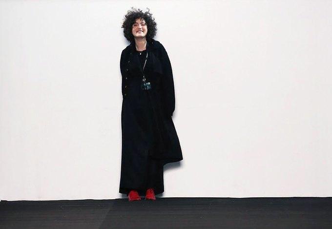 Дизайнер Рия Кебурия:  Авангардизм, Грузия  и золотые короны. Изображение № 1.