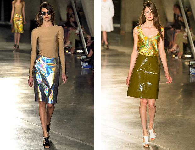 Неделя моды в Лондоне: Показы Acne, Mary Katrantzou, Vivienne Westwood и Philip Treacy. Изображение № 58.
