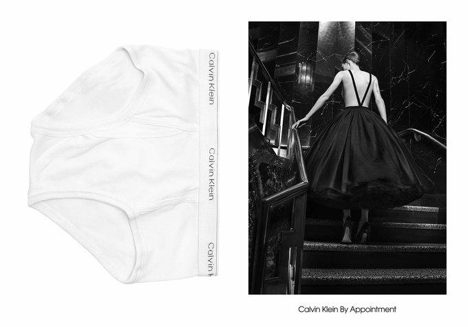 Милли Бобби Браун снялась в кампании Calvin Klein. Изображение № 8.