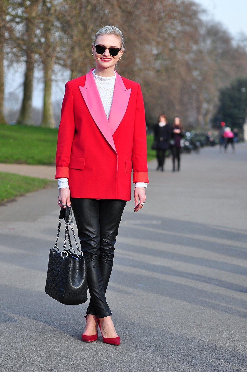 Неделя моды в Лондоне,  часть II. Изображение № 46.