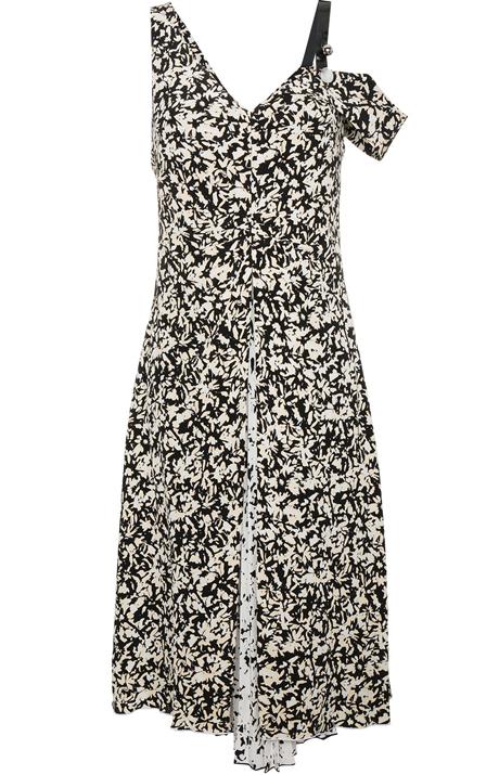 Скорее бы лето: 12 чайных платьев от простых до роскошных. Изображение № 8.