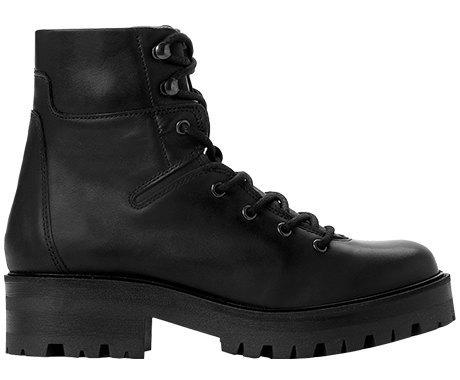 Что носить осенью:  10 пар высоких ботинок  на шнуровке. Изображение № 5.