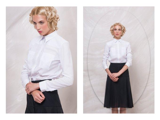 Фото Евгения Павленко, стиль Ксения Шнайдер, модель Ксения Биличкевская. Изображение № 7.