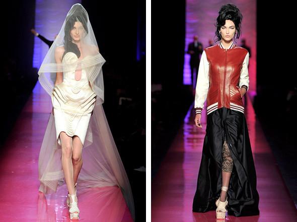 Jean Paul Gaultier Spring 2012 Haute Couture . Изображение № 17.