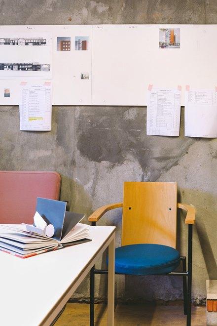Архитектор Nowadays Ната Татунашвили всвоём офисе. Изображение № 5.