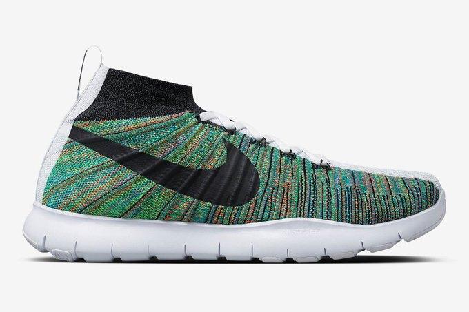 Рикардо Тиши создал две модели кроссовок для Nike. Изображение № 3.