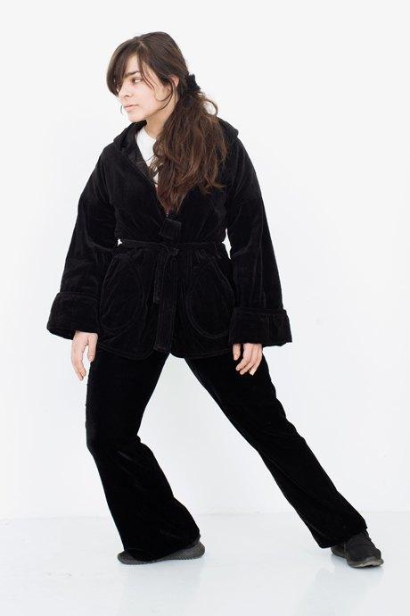 Ивент-менеджер Dewar's Powerhouse Наиля Гольман олюбимых нарядах. Изображение № 6.