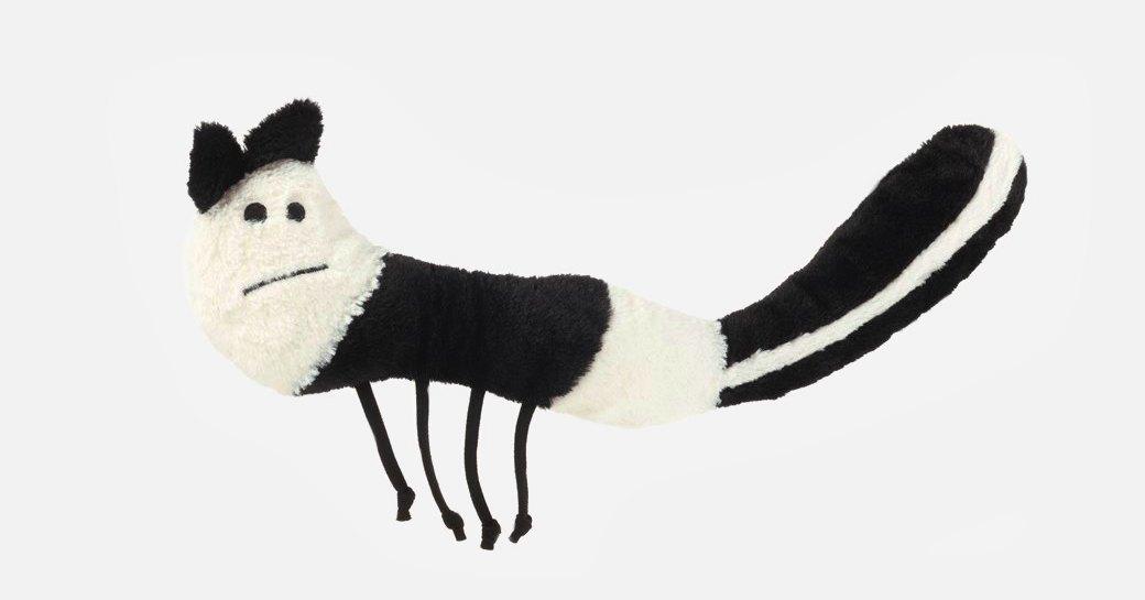 Мягкие игрушки IKEA  по рисункам  детей-посетителей. Изображение № 1.