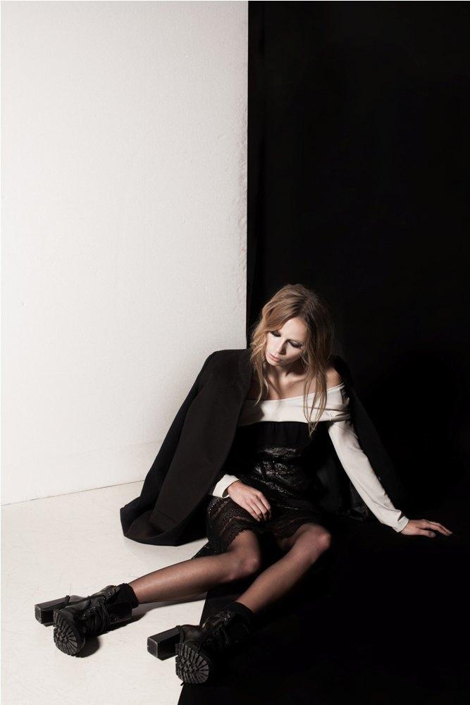 Платья и юбки в бельевом стиле в лукбуке Daria Bardeeva . Изображение № 12.