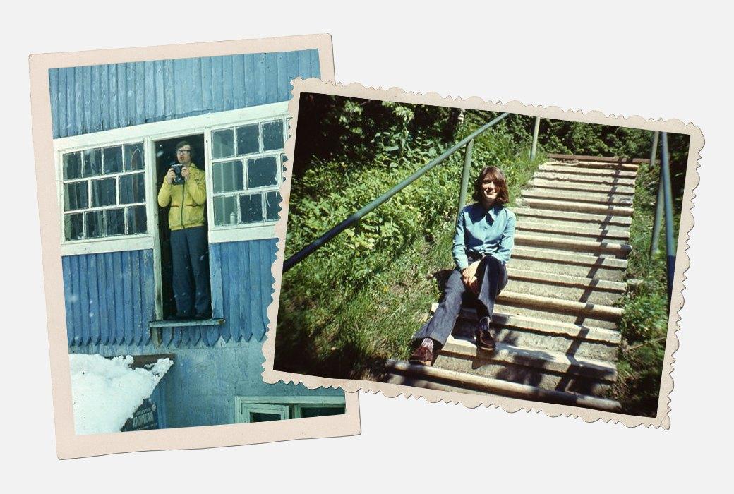 Как одевались наши родители в 70-х. Изображение № 5.