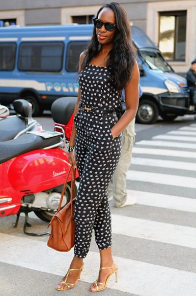 Milan Fashion Week: Уличный стиль, день 2. Изображение № 16.