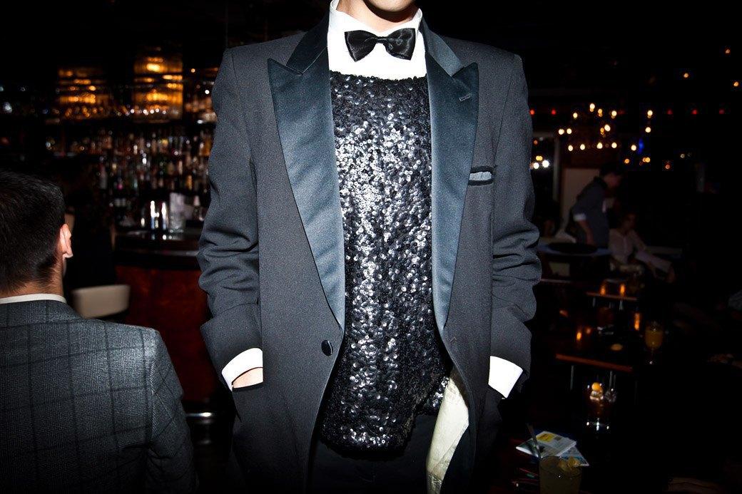 Гости вечеринки Black Caviar в баре Strelka. Изображение № 3.