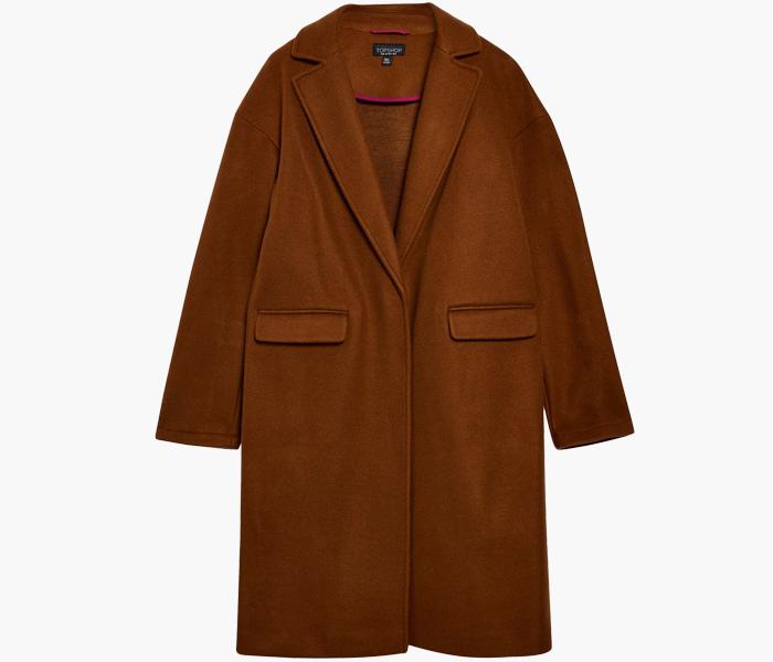 Пальто на осень: 10 тёплых вариантов от простых до роскошных. Изображение № 10.