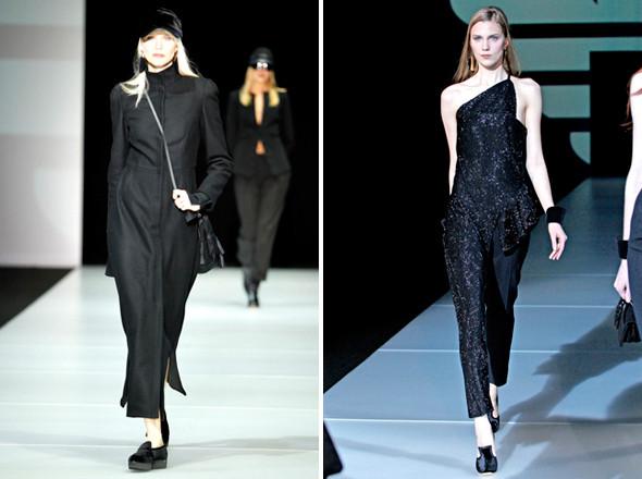 Изображение 5. Показы на Milan Fashion Week FW 2011: день 4.. Изображение № 6.