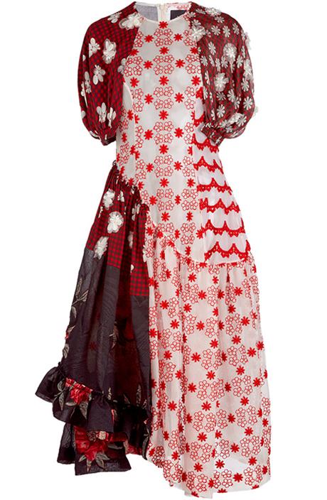 Скорее бы лето: 12 чайных платьев от простых до роскошных. Изображение № 11.